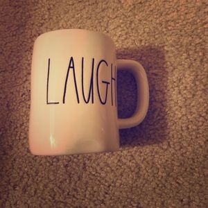 Other - Rae Dunn Laugh coffee mug